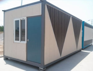 Prefab House Container Hotel pictures & photos