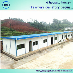 Steel Frame Structure Mobile House for Temporary Living pictures & photos