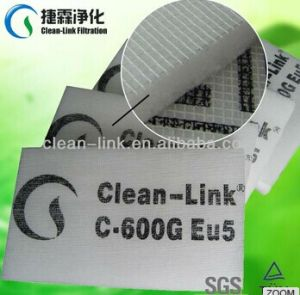 Cleanroom Supplies Roof Filter Rolls pictures & photos