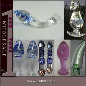 Sexual Dildo Anal Adult Toys Female Massager Sex Product (TYF0458) pictures & photos