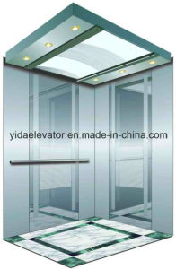 Mirror Etching Stainless Steel Passenger Elevator (YDJ-02-7) pictures & photos