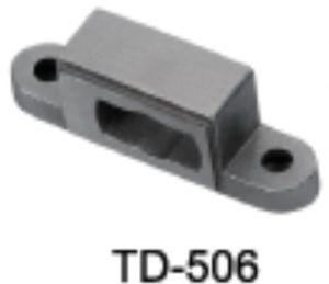 Patch Fitting Floor Hinge Accessories Map Style Td-506 pictures & photos