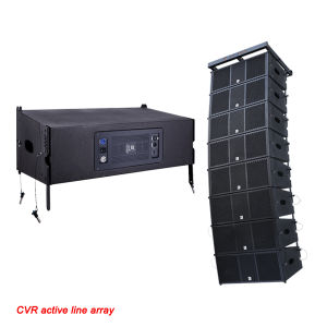 Concert Speaker 10 Inch Active Line Array Powered Line Array System pictures & photos