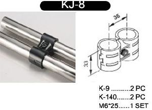2.5mm Metal Joint for Lean Pipe Joint System pictures & photos