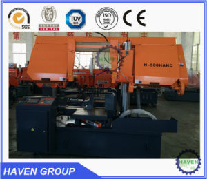 Cheap Metal Cutting Band Sawing Machine for Workshop pictures & photos