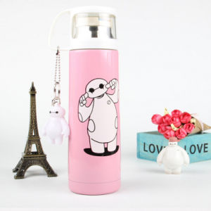 500ml Cartoon Thermos Mug Stainless Steel Vacuum Flasks pictures & photos