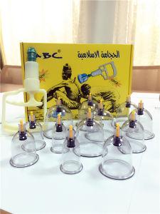 Vacuum Plastic Cupping Hijama Machine 12 Cups pictures & photos