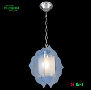 Colorful Pendant Light with blue Glass (D-9348/1) pictures & photos