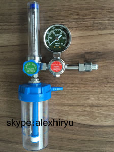 Pressure Reducer Oxygen Flow Regulator for Cylinder pictures & photos