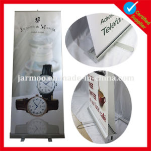 Outdoor Advertising Retractable Roll up Banner pictures & photos