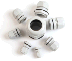Nylon Cable Gland Used for Industrial Applications pictures & photos