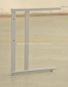 Steel Table Leg Powder Coating Surface Office Table Leg 1213