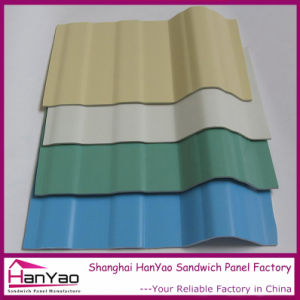 High Quality Heating Insulation Color Steel Roof Tile on Sale pictures & photos
