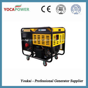 8kVA Open Type Portable Diesel Generator Set (YKS-12000E3) pictures & photos