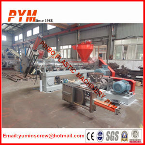 PP Film Recycling Machine in Vertical Hot Cut Type pictures & photos
