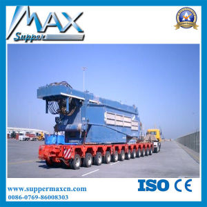 Heavy Duty 12 Axle Lines 250 Tons Hydraulic Multi Axles Module Trailer for Transportation Fob Price: Get Latest pictures & photos