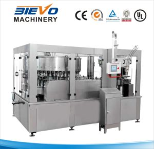 Automatic Pet Bottle Spring Drinking Water Filling Packing Plant