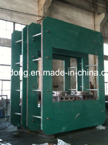 Rubber Compression Molding Press Xlb-Dq 2500*2500mm pictures & photos