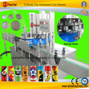 8 Heads High Speed Automatic Tin Can Sealing Machine pictures & photos