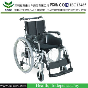 Aluminum Folding Electric Battery Power Wheelchair for Sales pictures & photos