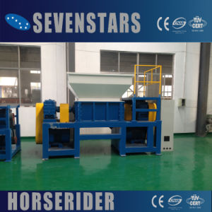 Plastic Film and Bags Twin Shaft Shredder pictures & photos