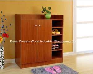 Simple Modern 3 Layers Shoe Cabinet/Shoe Case pictures & photos