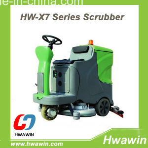 Electric Floor Scrubber Floor Cleaning Machine pictures & photos