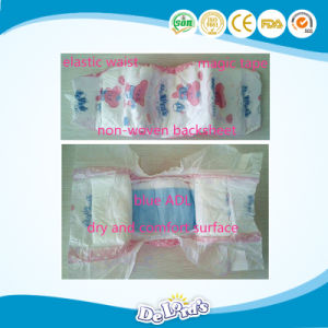 Super Absorbency Premium Quality Baby Diaper pictures & photos