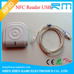 13.56MHz WiFi RFID Reader Writer with TCP/IP (Ultralight, Ntag216) pictures & photos