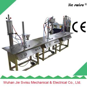 High Quality Leather Spray Paint Filling Machine