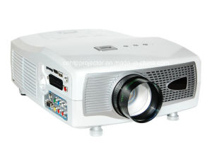 DVBT LED LCD USB Projector for Home Theatre (HD-198)