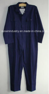 Long Sleeve Blue Color Safety Coverall 039 pictures & photos