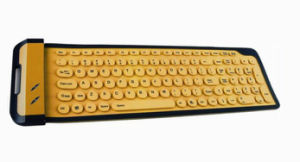 Hot Sale Protable Flexible Keyboard pictures & photos