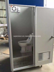 Low Cost Convenient Mobile Prefabricated/Prefab House/Toilet pictures & photos