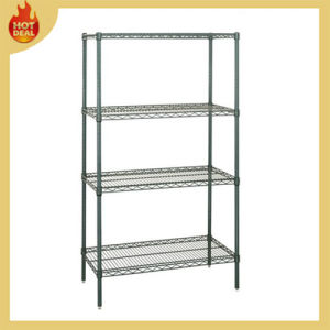 Good Quality Steel Used Chrome Wire Shelving pictures & photos