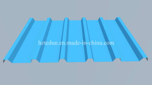 Hot Sale Best Price Trapezoidal Roof Panels pictures & photos