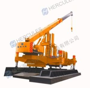 Hydraulic Static Pile Driver- High Construction (HJYZ) pictures & photos