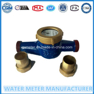 3/4 Inch Iron Multi-Jet Dry Type Water Meter pictures & photos