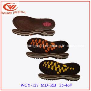 Unisex Sandals Sole Men Rubber Outsole for Making Flip Flop pictures & photos