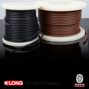 Cool Black&Brown and Good Quality Buna Rubber Cord pictures & photos