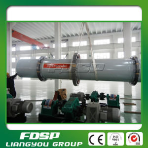 Automatic Steel Pipe Dryer Machine for Drying Sawdust pictures & photos
