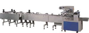 CB-120zl Full Automatic Feeder Packing Machine for Snack