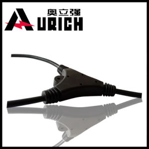 American Three Links Power Cord Connector