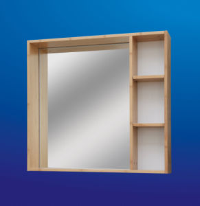 Bamboo Bathroom Cabinet with Border (3143)