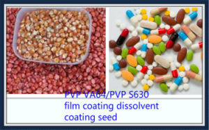 Pvp S630 Vp/Va Powder Cosmetic CAS 25086-89-9 pictures & photos