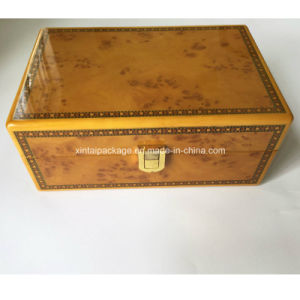 High Glossy Wooden Jewelry Storage Case