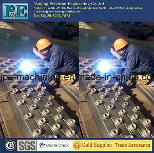 Big Steel Bracket Sheet Metal Fabrication pictures & photos