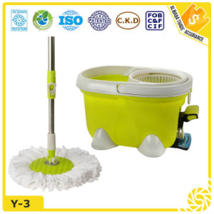 Hot Selling Floor Cleaning Plastic Bucket Easy Mop pictures & photos