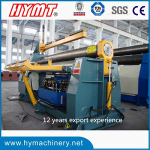 W11H-30X2500 3 Rollers Arc-Adjust Plate Bending Rolling Machine pictures & photos