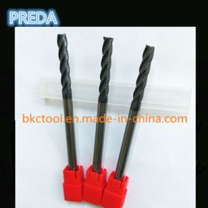 Tungsten Carbide 4 Flutes Extra Long Length Square End Mills pictures & photos